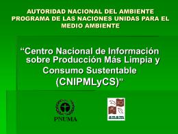 12PRESENTACION CNIPMLyCS memorandum