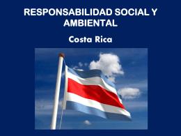 Ponencia de Costa Rica