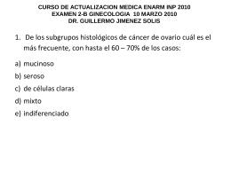 El esquema inicial de inmunziación para el virus de la influenza es: