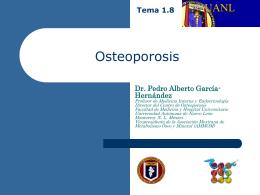 08 y 09 Osteoporosis