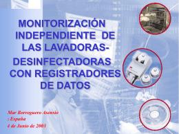 Registrador de Datos - SaludPreventiva.com