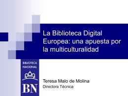 Teresa Malo de Molina