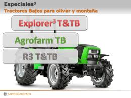 Ver presentación de estos tractores