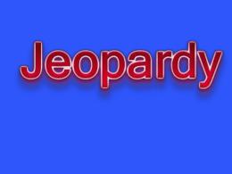 POWERPOINT JEOPARDY - 2012