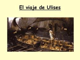 Las hazañas de Ulises - IES Fuente de la Peña