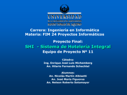CONTENIDOS - Universidad FASTA