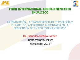 FIAJ - Consejo Estatal de Ciencia y Tecnología