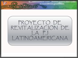 HORIZONTE - Pastoral Juvenil Latinoamericana