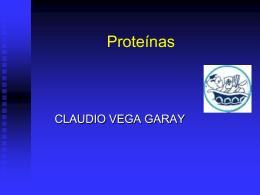 Clase04 - Proteinas - Liceo Francisco Coloane, Castro Chiloé