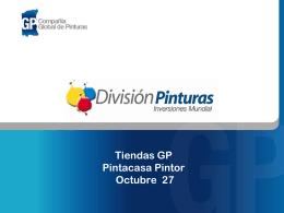 Informe Tiendas GP Bogotá Oct 27
