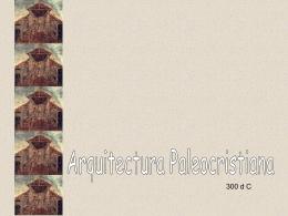 Arq Paleocristiana