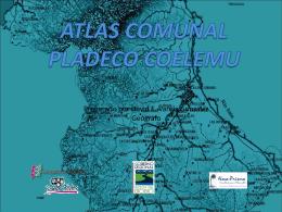ATLAS COMUNAL PLADECO COELEMU