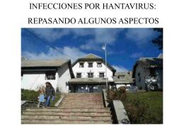 transmisión de los hantavirus