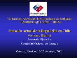 Chile - ariae