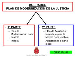 Actuaciones - Jueces para la Democracia
