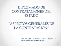 """seminario taller """"normativa de contrataciones del estado"""""""
