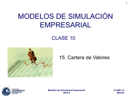 MSE Clase 10