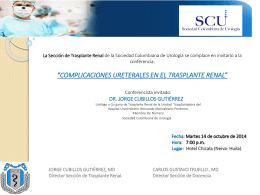 Formato Reunin Captu.. - Sociedad Colombiana de Urología