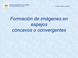 Espejos  - Colegio Adventista La Serena