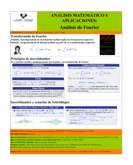 posterfourier