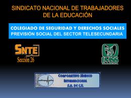 PRESENTACION PREV. SOCIAL 24 ENERO 2014