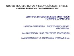 La profesión veterinaria y el desarrollo sostenible
