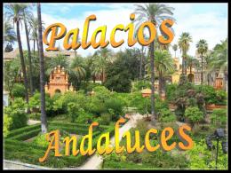 Palacios andaluces