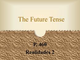p460TheFutureTense