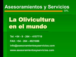 Presentación Bahía Blanca - asesoramiento y servicios