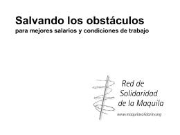 Las marcas deben - Maquila Solidarity Network