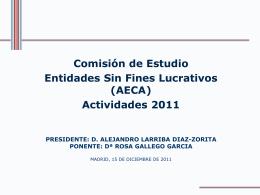 Ver Actividades 2011