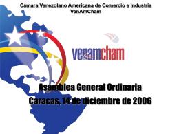 Asamblea General Ordinaria 2006
