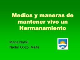 Maria Natoli