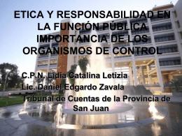 Descargar Presentación - X Jornadas Nacionales del Sector Público