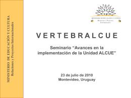 Proyectos MERCOSUR - Relaciones y Cooperación