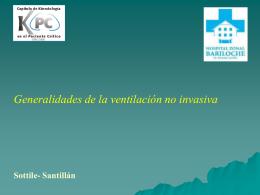 encuesta nacional sobre la utilización de ventilación no invasiva (vni)