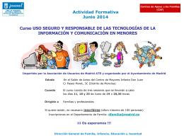 C/ Conde Rodríguez San Pedro 59 Tlf.: 91 4780630 Fax: 91