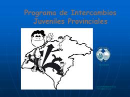 Programa de Educación Medioambiental :