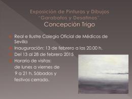 """La Pintura de """"Eva Mª Villalba Vega"""""""