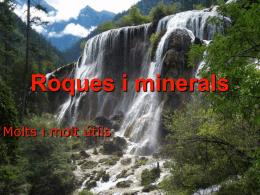 minerals molts i mol abundants