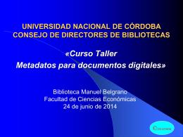 Abrir - Universidad Nacional de Córdoba
