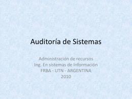 9-Fases de la auditoría