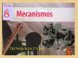 MECANISMOS DE TRANSFORMACIÓN DEL