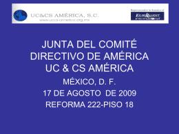 JUNTA_COMITE_DIRECTIVO_AGOSTO 2009