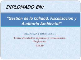 GECAFI2 - Colegio de Abogados de Lima