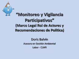 DorisBalvin_MonitoreoVigilanciaParticipativos