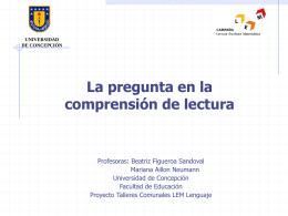 texto - Universidad de Concepción