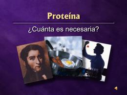 Proteína - Unión Venezolana Occidental