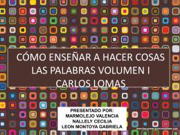 Lomas (2185728) - Desarrollo de Competencias Lingüísticas