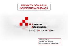 Dr. Francisco Ruiz Ruiz - Jornadas de Actualizacion Insuficiencia